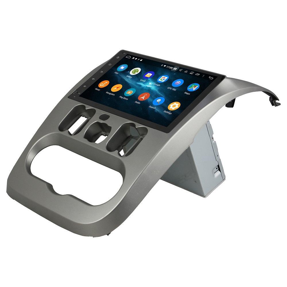 "4GB + 128GB 9 ""PX6 Android 10 자동차 DVD 플레이어 DSP 라디오 GPS 탐지기 르노 로간 Sandero Duster 2015 2016 Bluetooth 5.0 WiFi Easy Connect"