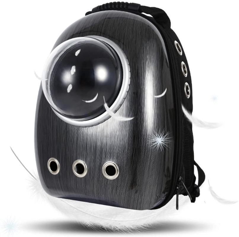 Hundeauto Sitzbezüge Hohe Qualität Leichte Wasserdichte Blase Atmungsaktive Raum Outdoor Bag Astronauter Carrier Katze Haustier Reise Backpac