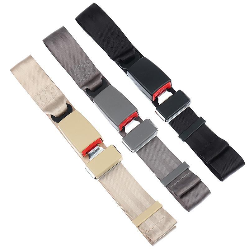 Universal Car Seat Belt Extender Cover Sicurezza Plug Plug Fibbia Auto per gravidanza Accessori cinture a grasso