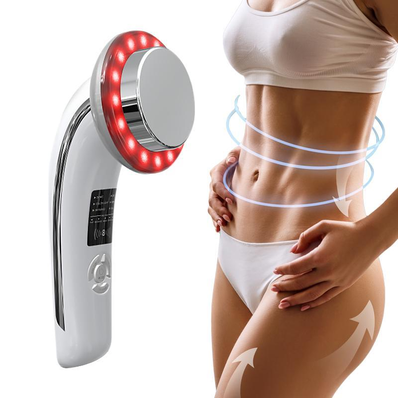 Multi-Function Household Portable Ems Slimming Instrument Six-In-One Beauty Massager Relaxation Electric Massagers