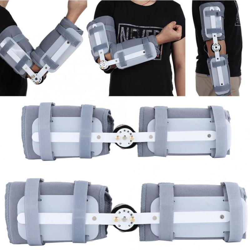 Upper Limb Elbow Joint Fixed Brace Corrective Orthosis Activity Limitation Arm Fracture Protector Pain Relief Stabilizer Electric Massagers