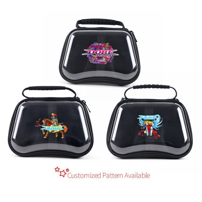 Game Controller Storage Bag Handle For PS5 Box Hard Waterproof Switch Pro Series Controllers & Joysticks