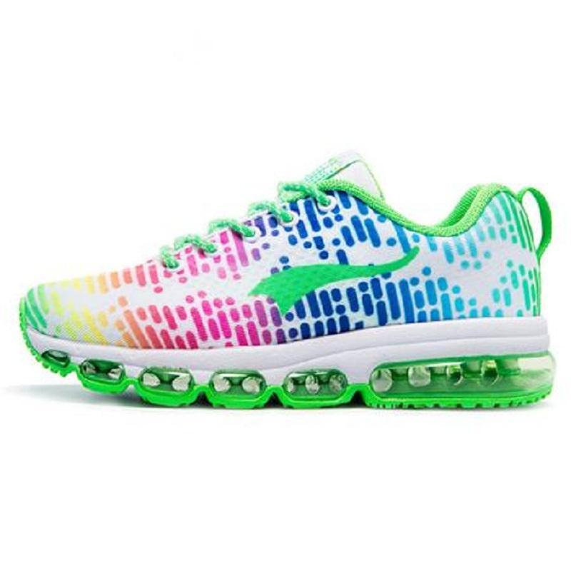 Onemix الرجال الرياضة الاحذية أحذية رجالية الرجل أحذية رياضية تنفس شبكة أحذية رياضية ضوء الذكور