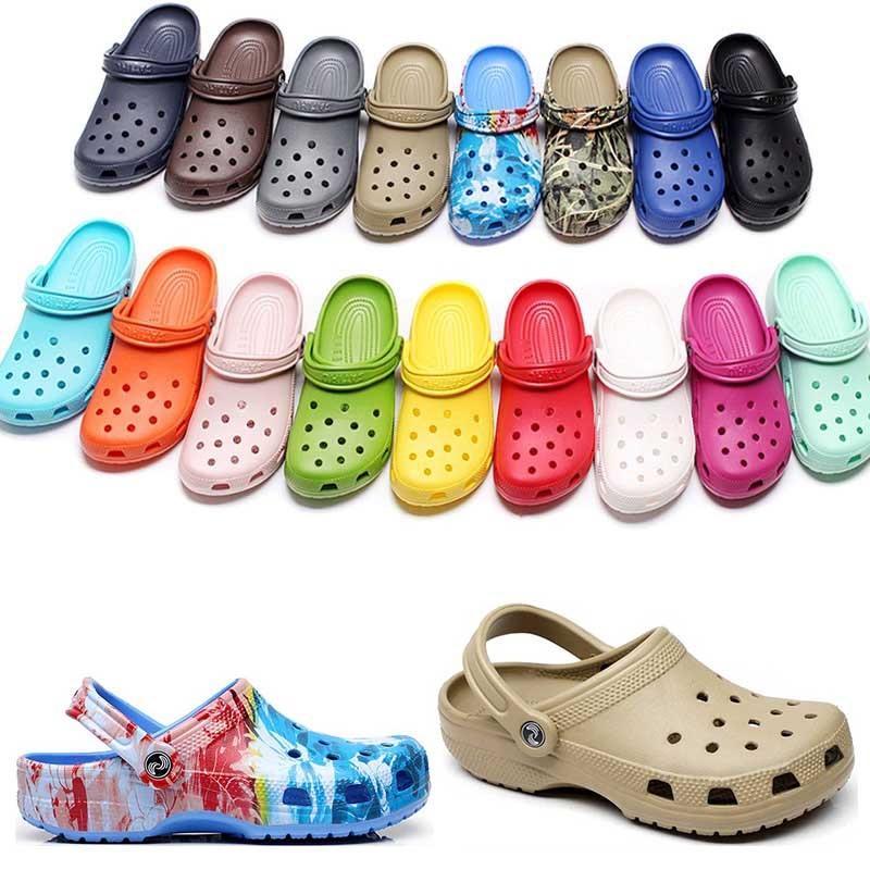 36-47 캐주얼 해변에서 패션 슬립 방수 신발 남성 남성 클래식 간호 Clog 병원 여성 슬리퍼 의료 샌들 90 8
