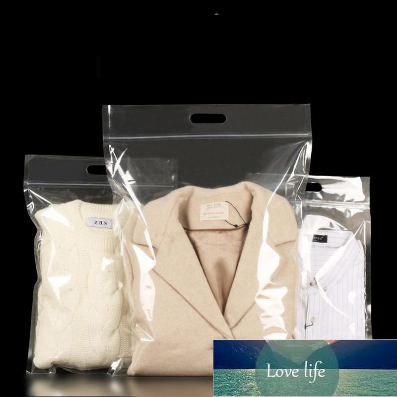 Portable Portable Portable Transparent Refertif Boucle Boucle Paquet Sac Plastique Vêtements Draps Couvertures Couvertures School Sac à dos Quilt