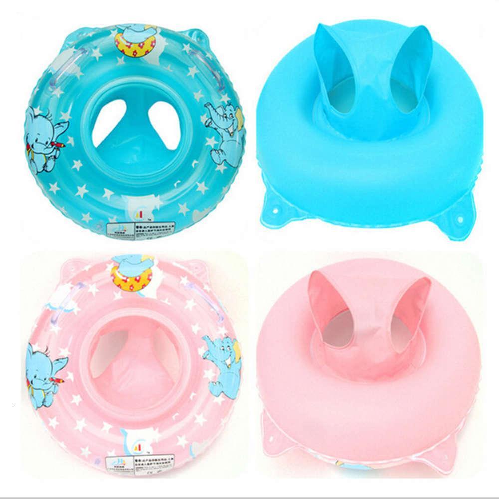 Prezzo speciale gonfiabile dell'anello del sedile del bambino del PVC amichevole ambientale