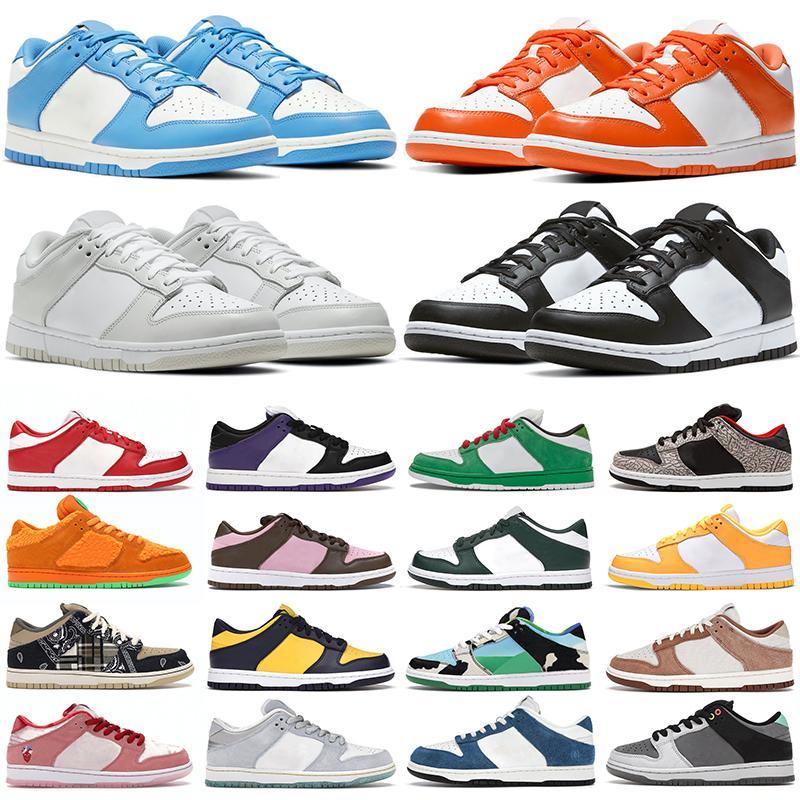 2021 shoes uomo donna scarpe da corsa Università Blu Bianco Nero Kentucky Arancione Perla Siracusa Photon Dust Easter scarpe da ginnastica da uomo sneakers sportive all'aperto