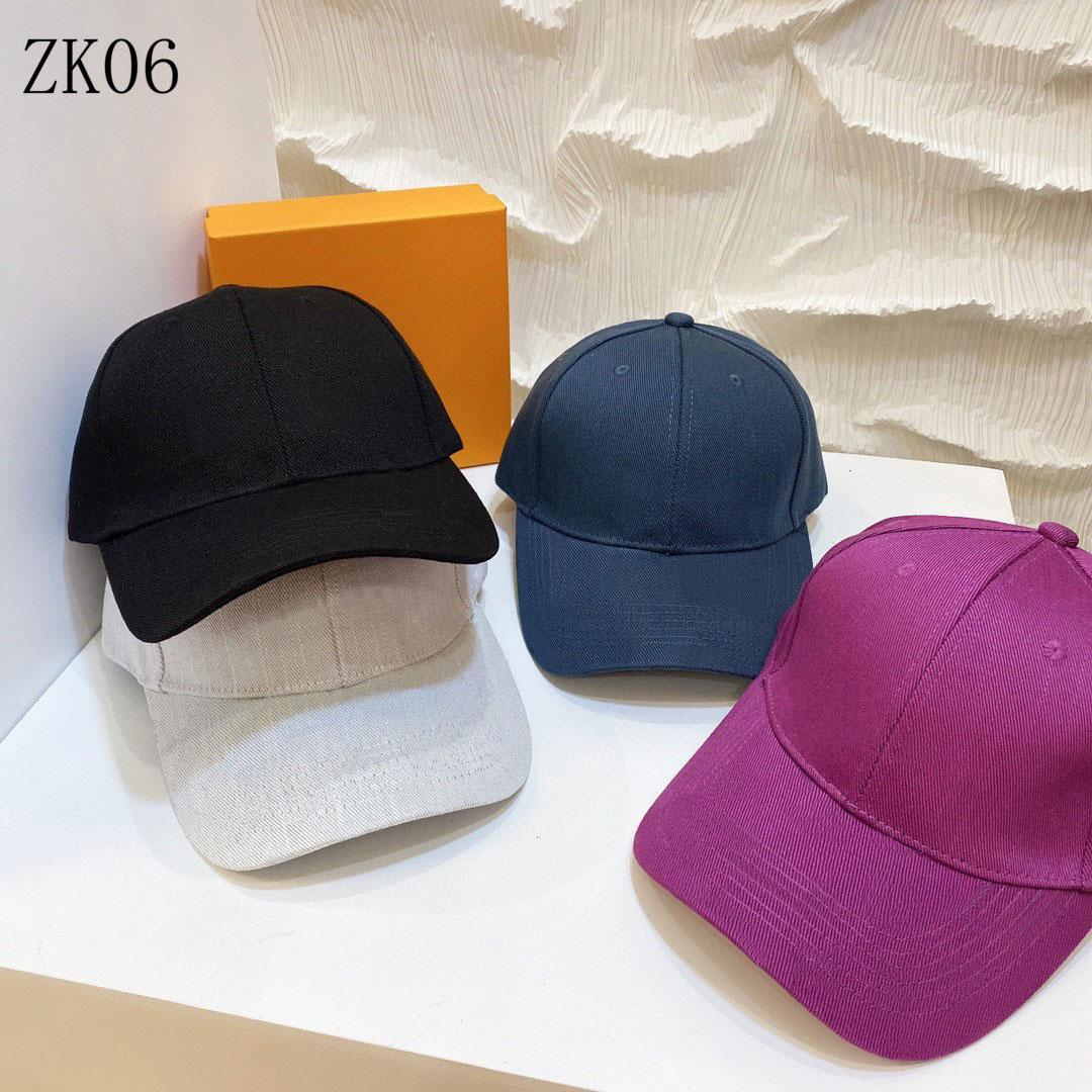 High Quality Brand Sports Hat classic Designer men women Ball Caps ladies Adjustable Fitted Hats Hats Luxury mens Caps letter flowers baseball cap with box dust bag