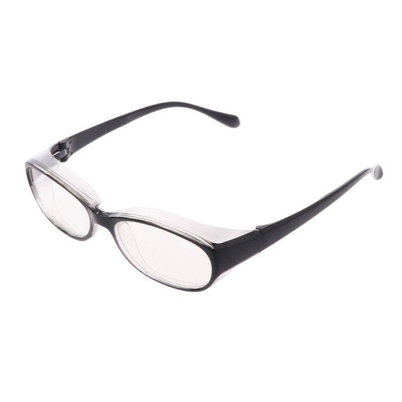 Schutzbrille Augenschutz Anti-Nebel Windstaubsandbrille Pollenfest Anti Blue Light Eyewear Mode Sonnenbrille Frames