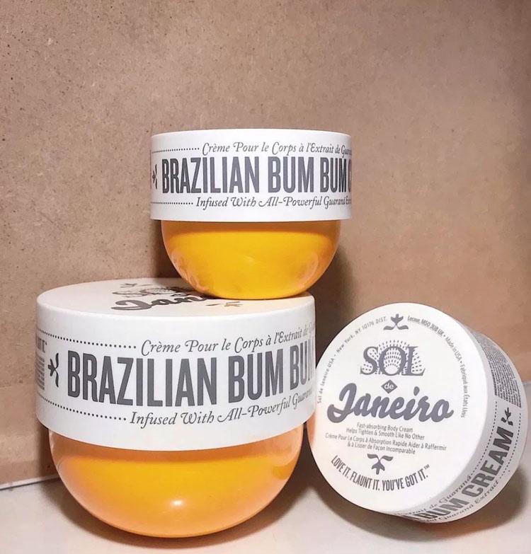 SOL DE JANEIRO BRAZILIAN BUM cream Perfume body Lotion 240ml