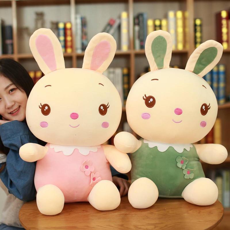 Plüsch Puppen Pflaume Neue Spielzeug Super Blossom Weiche Nette Paare Daunen Baumwolle Große Kaninchenpuppe