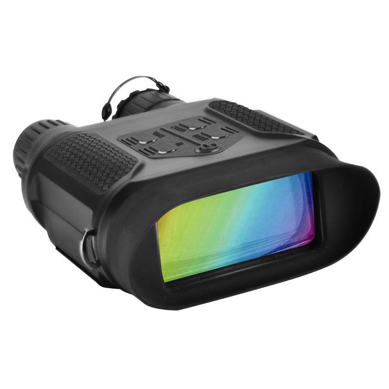 NV400B 400m Gampe Night Vision Binoculaires 850nm Infrarouge IR Nuit Portée optique avec vidéo et photo NV Riflescope pour Hunter