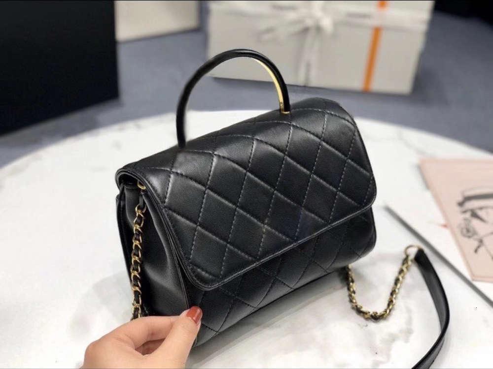 Nuevo paquete de caja de lujo Phone Ling de la cadena Hombro su mano Tizian Wind al 2021