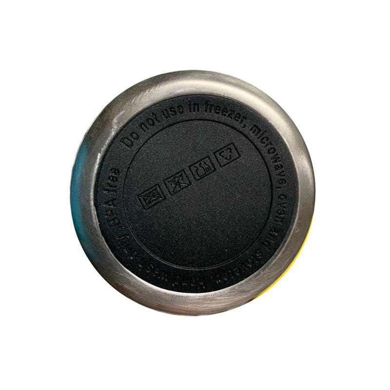 Untersetzer für Getränke Einweg-Stickup-Untersetzer Gummi-Untersetzer mit rutschfester Unterseite für Trinkgläser dünn Tumbler 20Oz 30oz