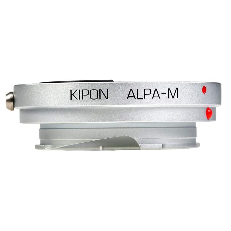 Lens Adapters & Mounts Kipon Adapter For Alpa Mount To Rangefinder Live View Leica M Typ 240 Camera