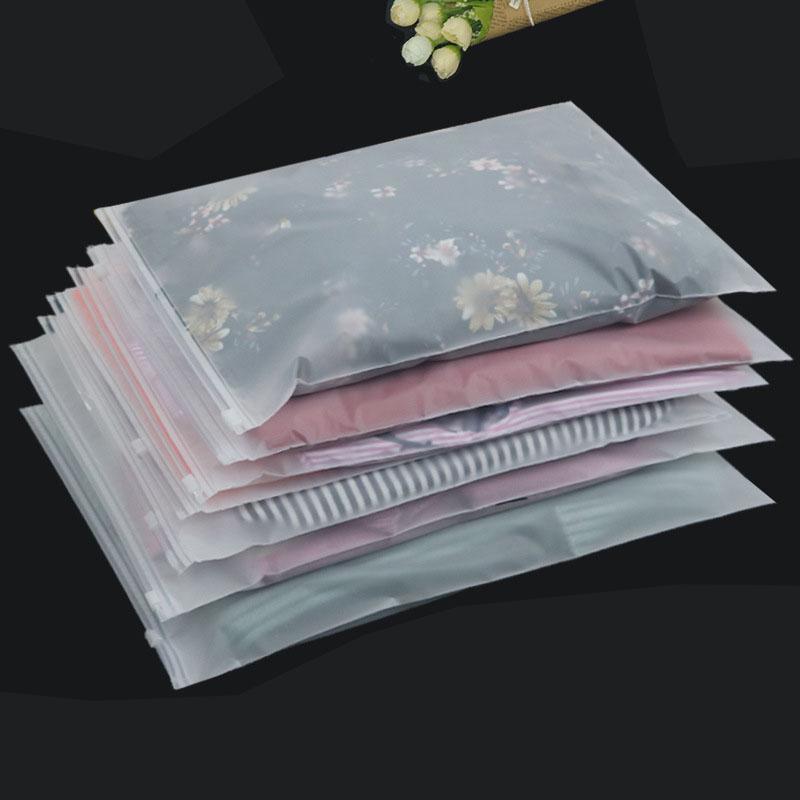 Zipper Venda Fábrica Direto Embalagem de Roupas de Plástico Zip Lock Bag {Categoria} 1476 T2