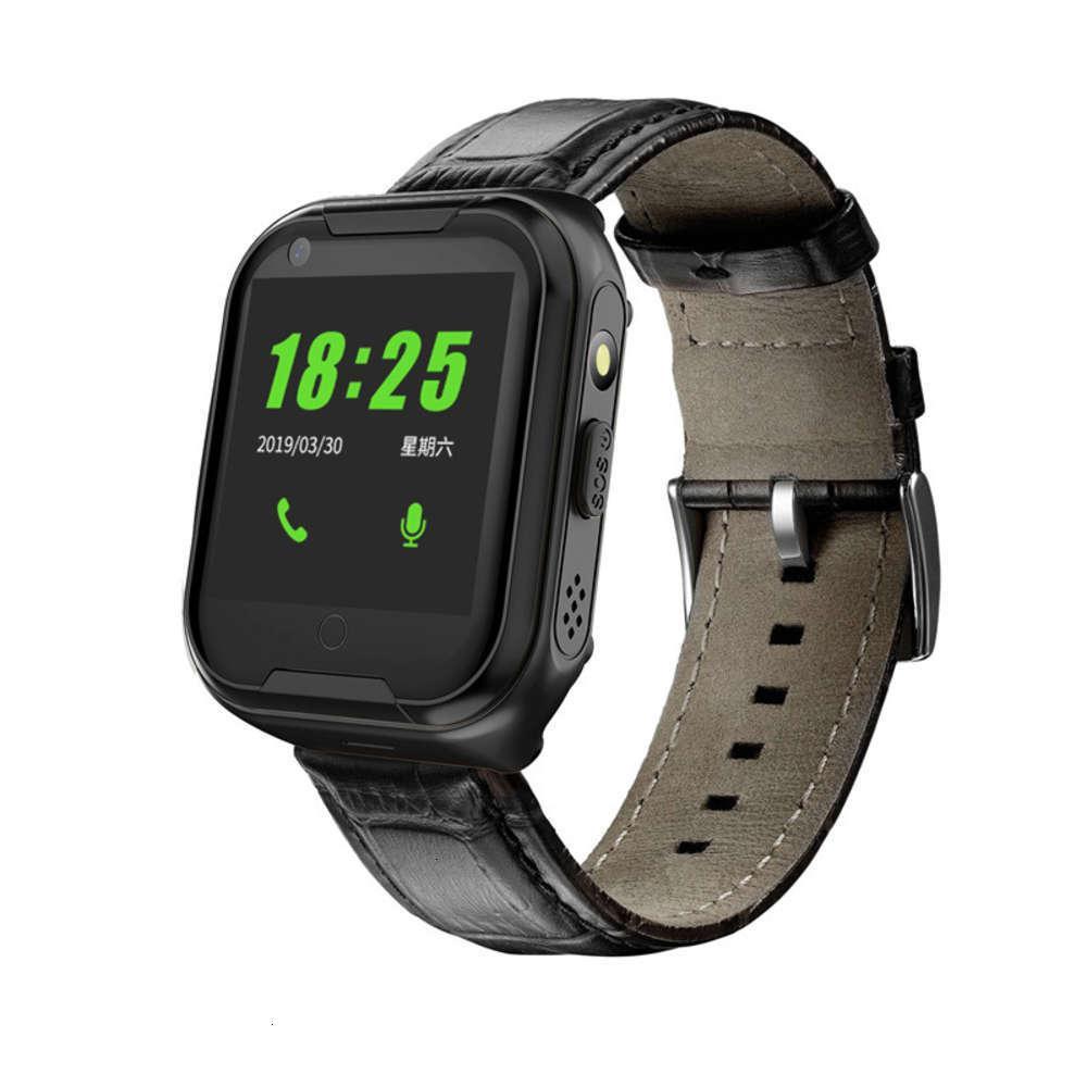 Children's Watchs Titre physique MR30 ML3 Multi Sport 4G Téléphone GPS Positionnement Sang Smart Watch Smart pour les personnes âgées
