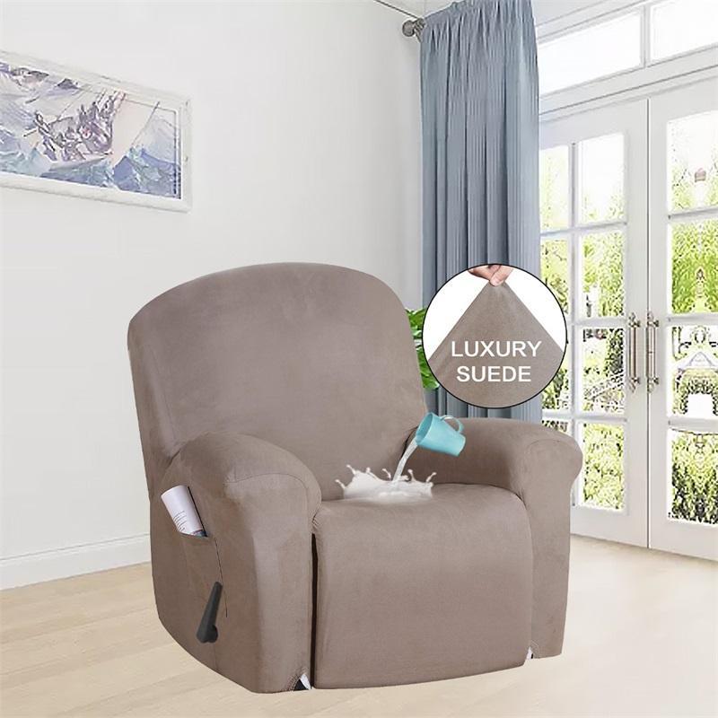 من جلد الغزال شامل شاملة كرسي كرسي غطاء كرسي تمتد كرسي للماء عدم الانزلاق الغلاف الغبار تدليك أريكة كرسي مقعد حامي 1280 v2
