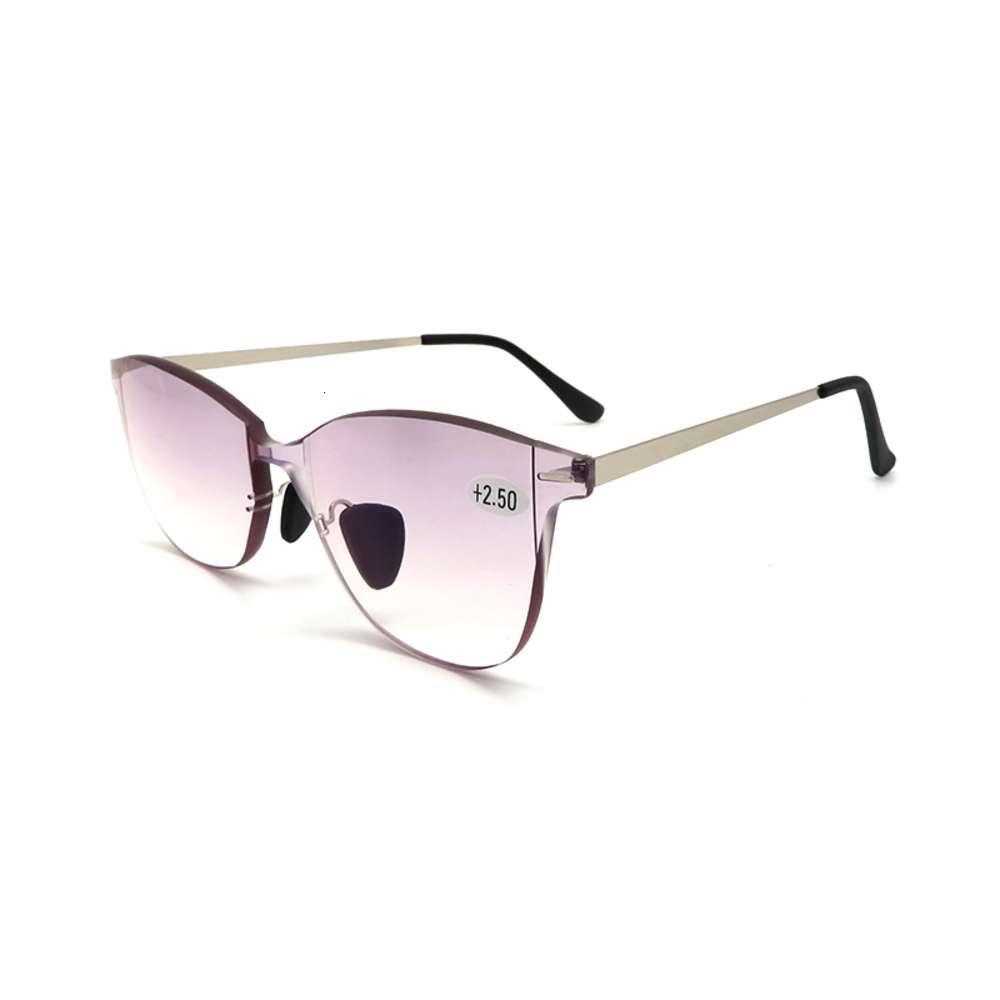 Vidro de leitura de óculos de óculos multicolorido estilo personalizado
