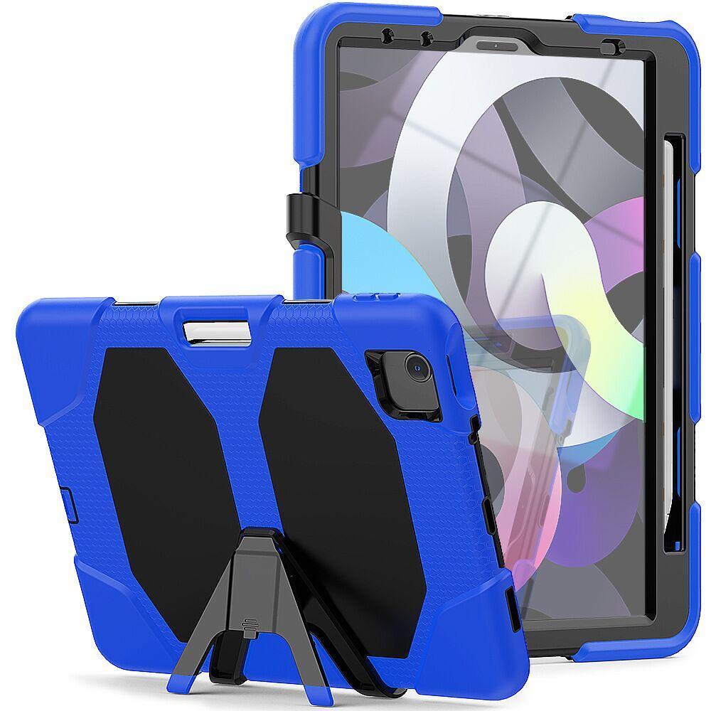 Robuste Rüstung Militärüberleben Stoßdämpfe Hochleistungs-Tablet-Abdeckungsfall für iPad Air 2020 10.2 10.9 Verteidiger