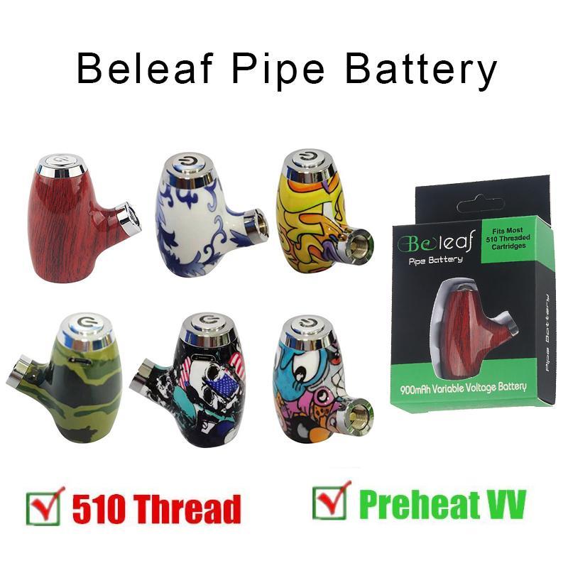 E Hookah Smoking Wood Pipe 510 Vaporizer Mod Variable Voltage Battery Kit with 900 mAh Preheat VV Vaper Pen cigarettes électroniques