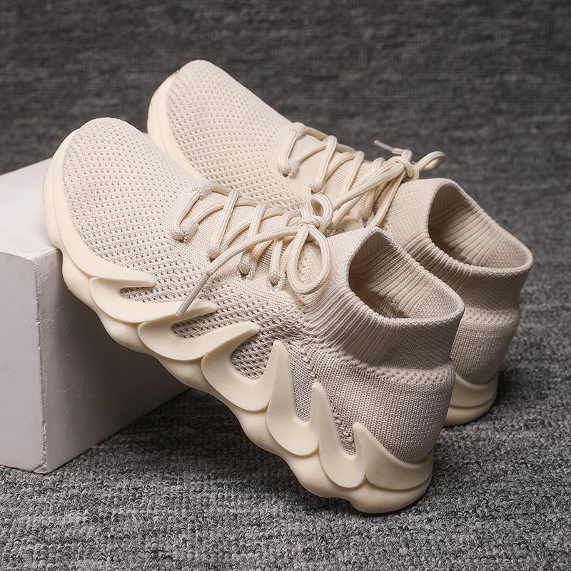 Leichte Sommerschuhe für Jungen und Mädchen Schwarz Rosa Kinder Socken Sneaker