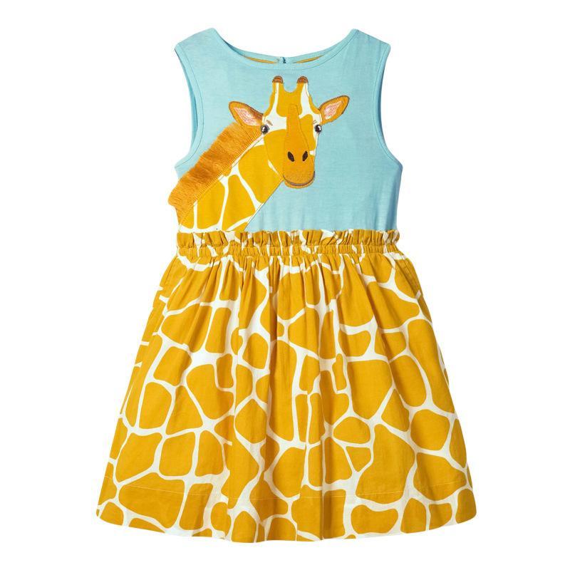 Bambino nuevo 2021 verano 2-9 años bebé niña ropa para niños trajes para niños niñas elegante vestido de niño