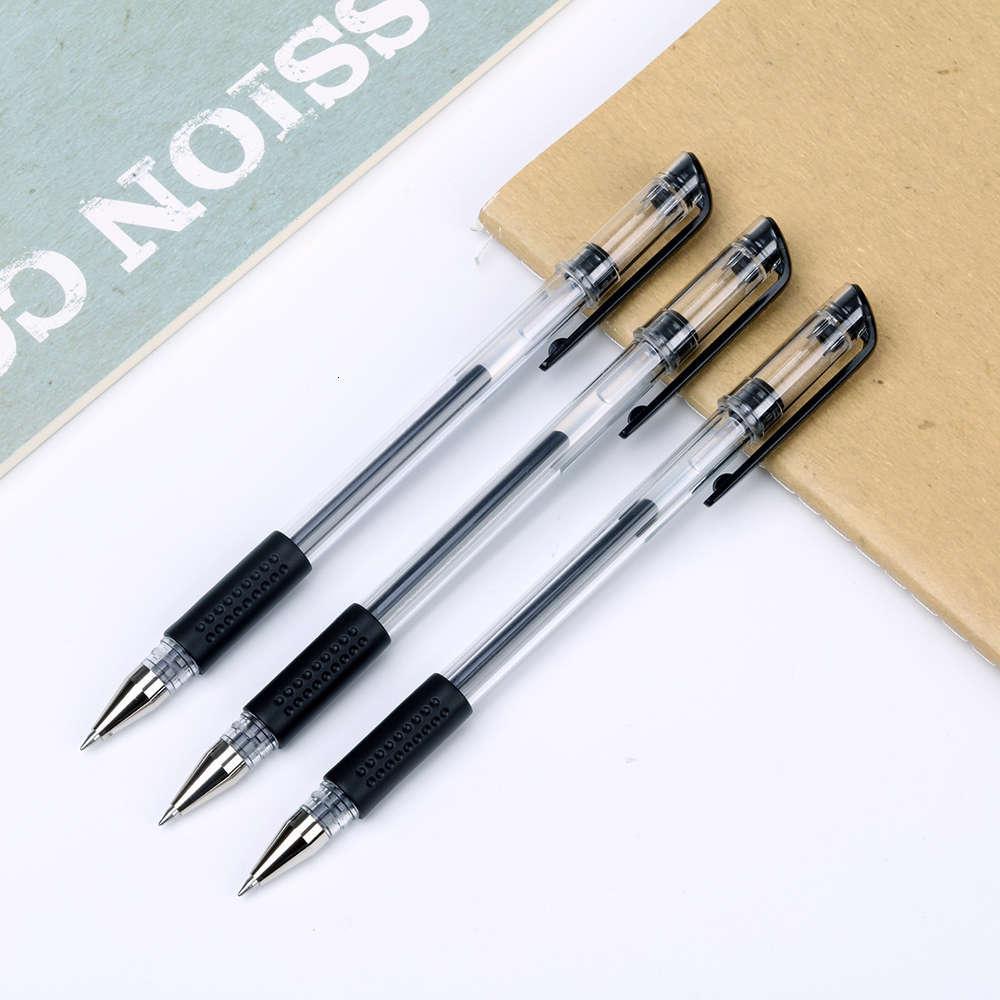 6600 Deli Neutral Pen 0.5mm Acqua Ufficio carbonio Signature