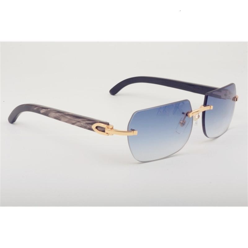 Paket Posta 2021 Erkekler ve Kadın Kart Sıcak Stil Butik Güneş Gözlüğü Popüler Logo Retroesco