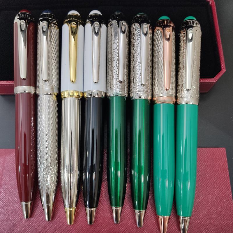 GiftPen 5A Bolígrafo de lujo de alta calidad Pluma de alta calidad Oficina de alta calidad Moda Escribir Exquisito Regalo superior (con caja)