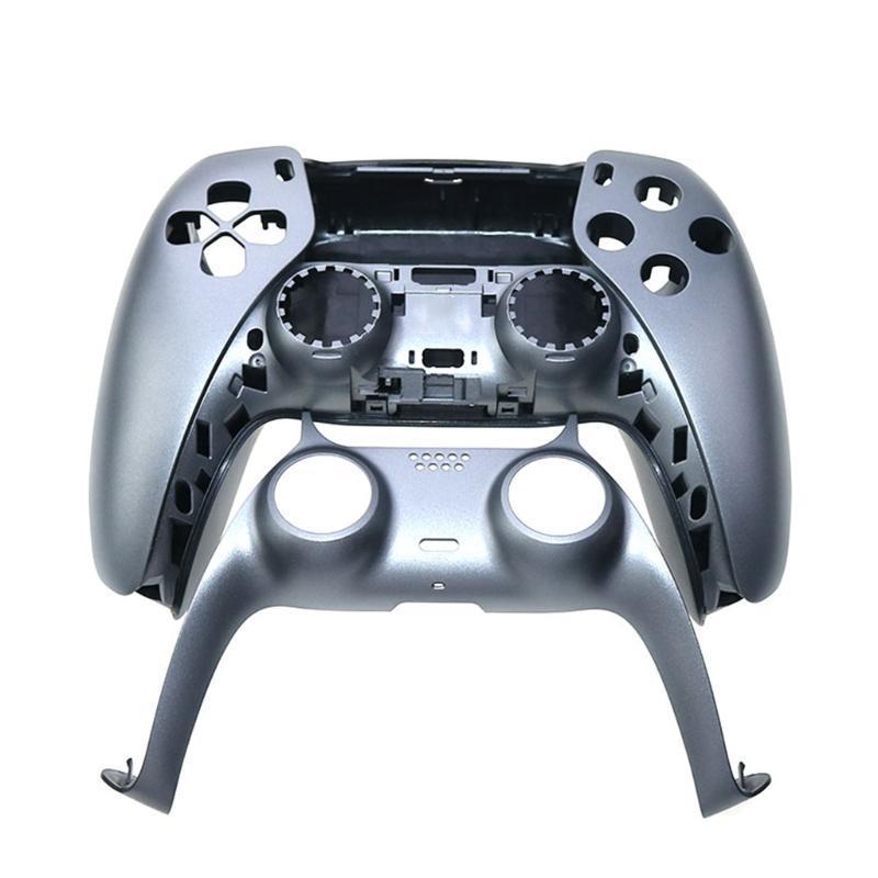Game Controller Joysticks Ersatzschale für PS5, dekorativer Streifen DualSense Controller, DIY Controller Gehäusekastensatz