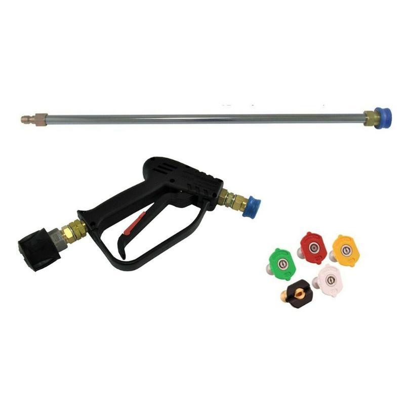 Druckwascher Schnellrelease-Gun-Lanze-Waschdüsen für Karcher K2 bis K4 Schnellverbrauch und Auto