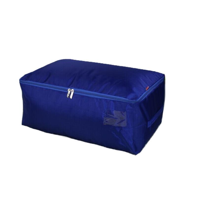 Travesseiro Oxford Tecido Classificação para Quilt Lavanderia Cobertor Saco de armazenamento à prova de poeira Organizadores à prova d'água Casa Viagem Roupa de roupa