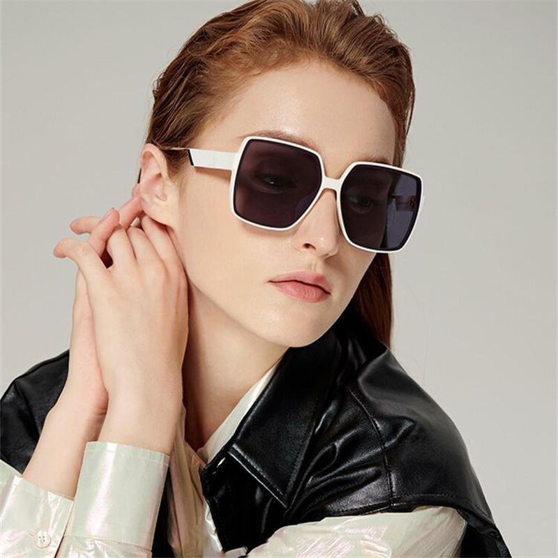 Boy Güneş Gözlüğü Erkekler Tasarımcı Güneş Gözlükleri Famale Erkek Retro Kadınlar Kare Gözlük UV400 De Sol