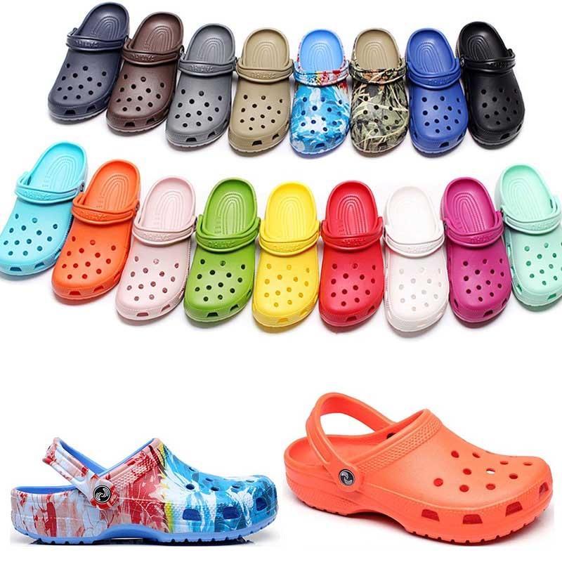 36-47 캐주얼 해변에서 패션 슬립 방수 신발 남성 남성 클래식 간호 Clog 병원 여성 슬리퍼 작업 의료 샌들 90 여섯