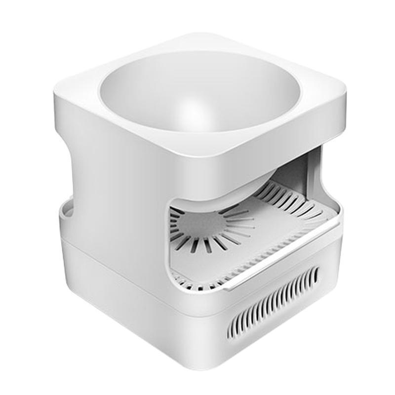 Purificatori d'aria Depuratore muti-funzione PM2.5 Smoke Ionizzatore Desk Depuratore con filtro HEPA per impianti