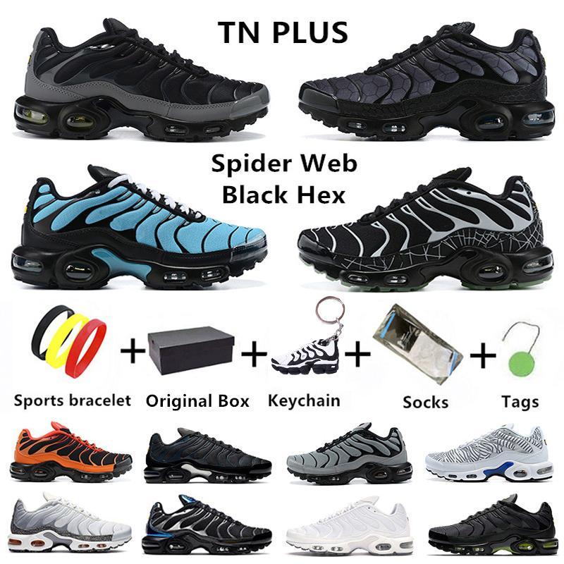 air max tn plus se airmax Hues Toggle Lacing TN Plus SE Chaussures De Course Pour Hommes Des Chaussures Tns 3 Volt Glow Trainers Team Red Parachute Hommes Baskets De Sport shoes