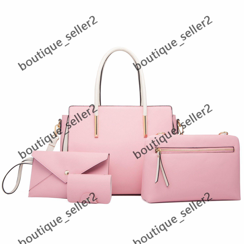HBP totes tote bag handbags bags luggage shoulder bags 2021 light brown pink whosale fashion PU shopping bag women handbags totes tote bags Beach bag MAIDINI-68