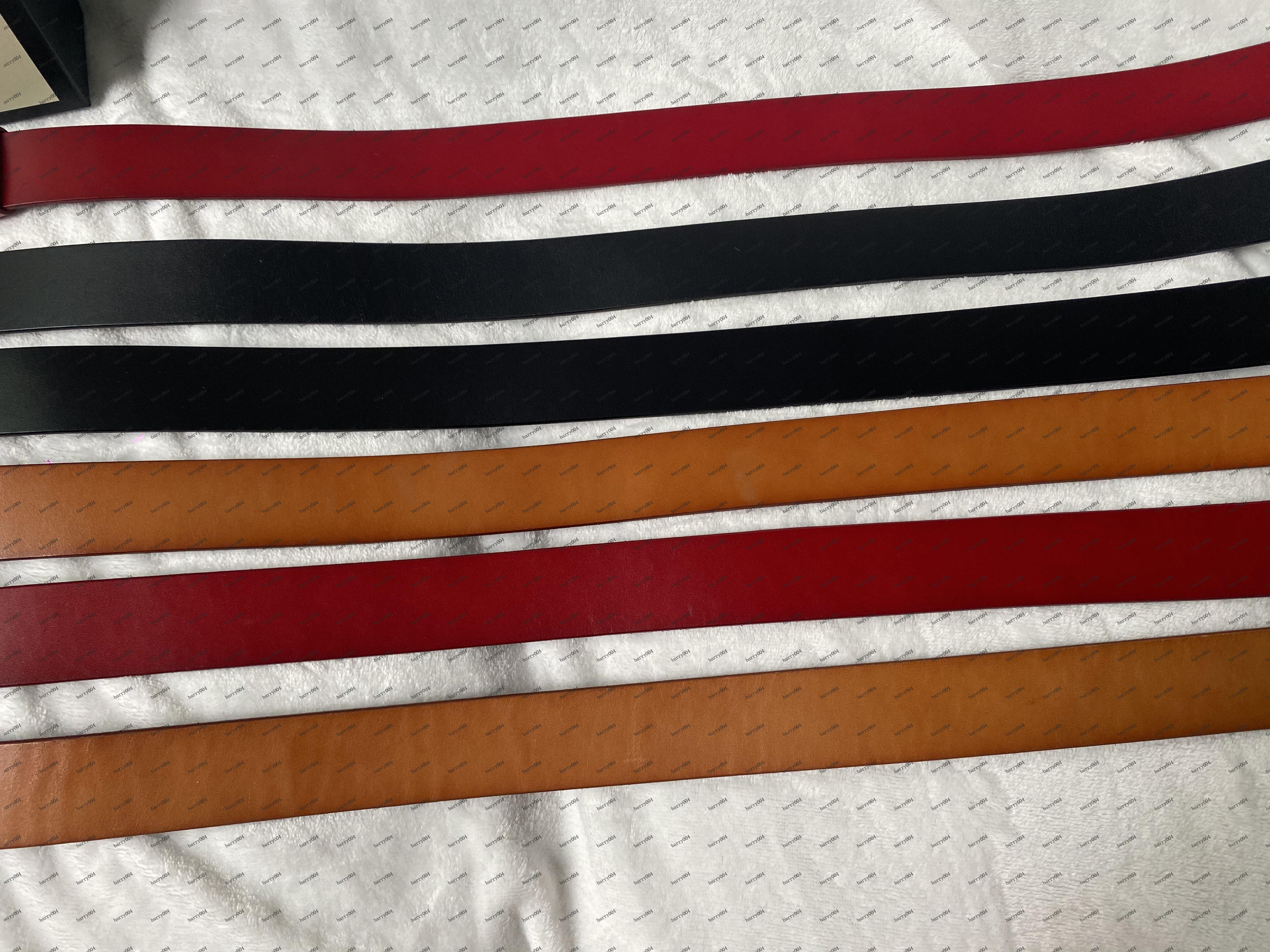 أزياء حزام جلد عارضة مع مشبك الرسالة، 4 ألوان، 3 أبازيم، 4.0CM واسعة.