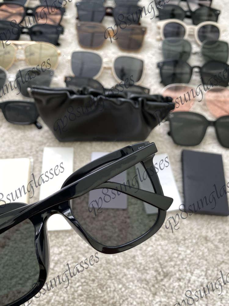 Sonnenbrille New Fa Home Premium Vintage Sonnenbrille Frauen Sommer Meer Meer Square Skinny