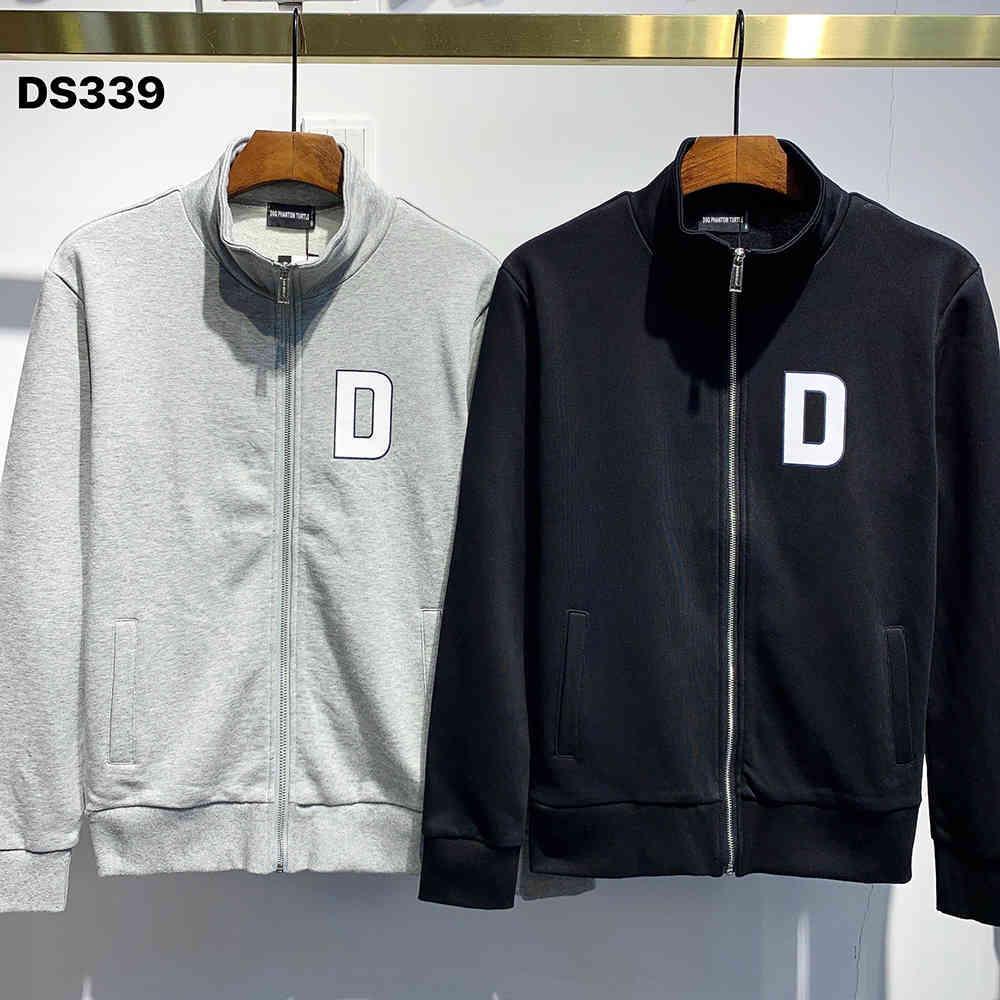 DSQ Phantom Turtle Hoody New Herren Designer Hoodies Italien Mode Sweatshirts Herbst Druck DSQ Hoodie Männliche Top Qualität 100% Baumwolle Tops 01209