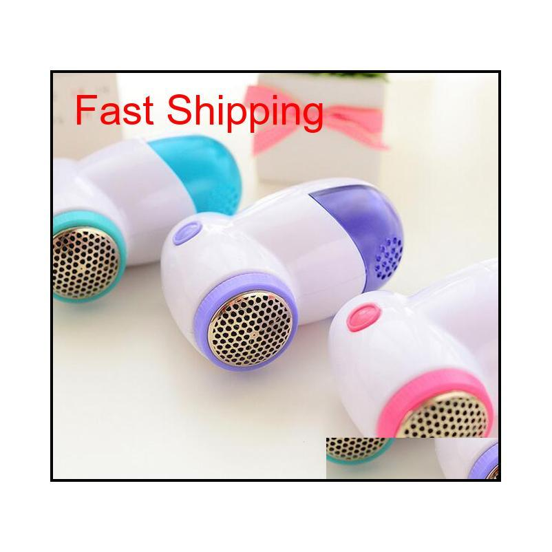 Household Cleaning Tools Housekeeping Organization Home & Garden Drop Delivery 2021 Electric Fabric Remover Pellets Sweater Clothes Shaver Hi