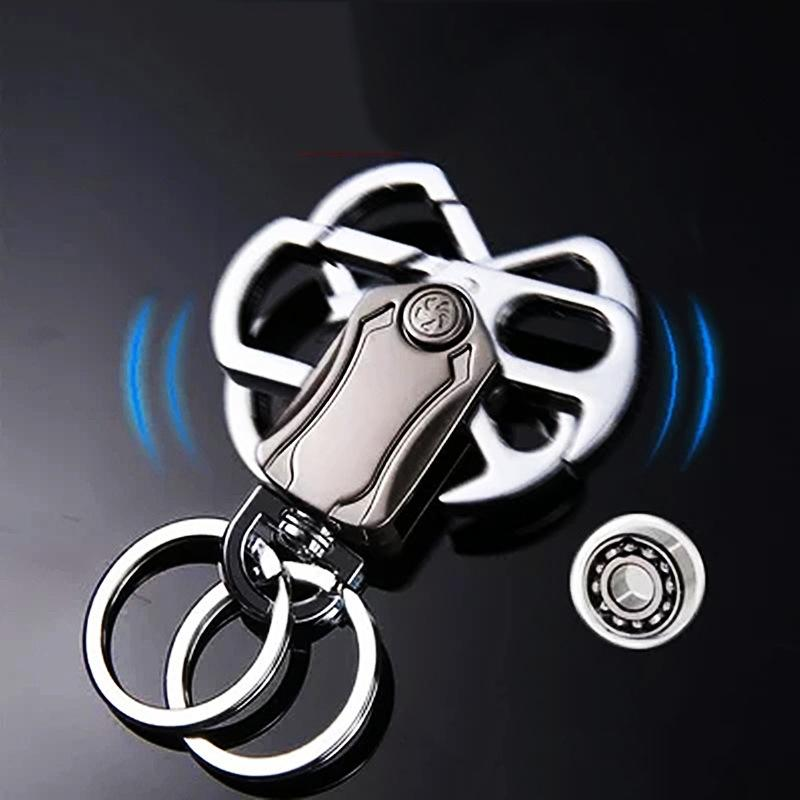 Kreative Herren Auto Keychain Tragbare Bier Flaschenöffner Multifunktionale Metall Schlüsselanhänger Mobiltelefonhalter Schlüsselanhänger GWF10148