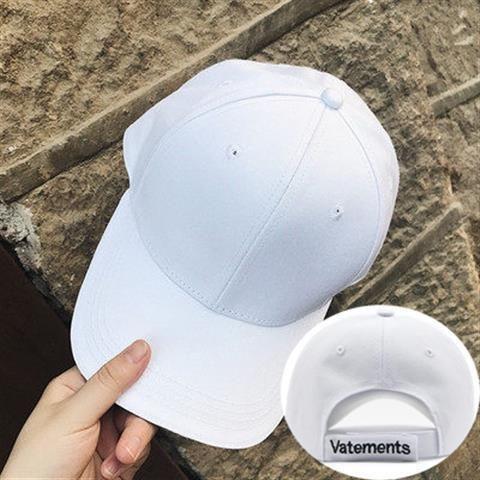 Web célébrité Zhou Yangqing avec Sandwich Lettres Le Baseball Chapeau élégant Hat Star Plaque Englobant les oreilles Summer Sunshade Cap Hommes et femmes