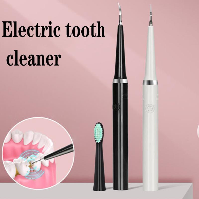 Oral Irrigator Diş Scaler Elektrikli Diş Hesap Sökücü Flusher Ev Temizleyici Diş Lekeleri Tartar Fırçası Akıllı Diş Fırçası