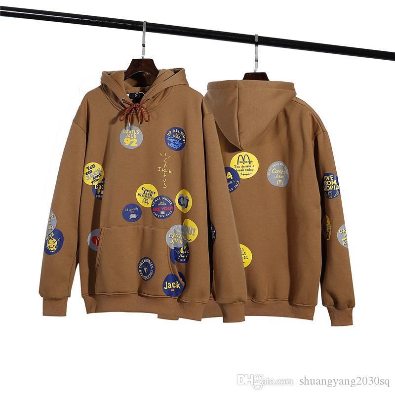 The Mens Designer Felpe con cappuccio manica lunga modello di pullover stampa maglione con cappuccio Felpa Felpa Fashion Moda UNIEX Uomo Abbigliamento casual M-XXL