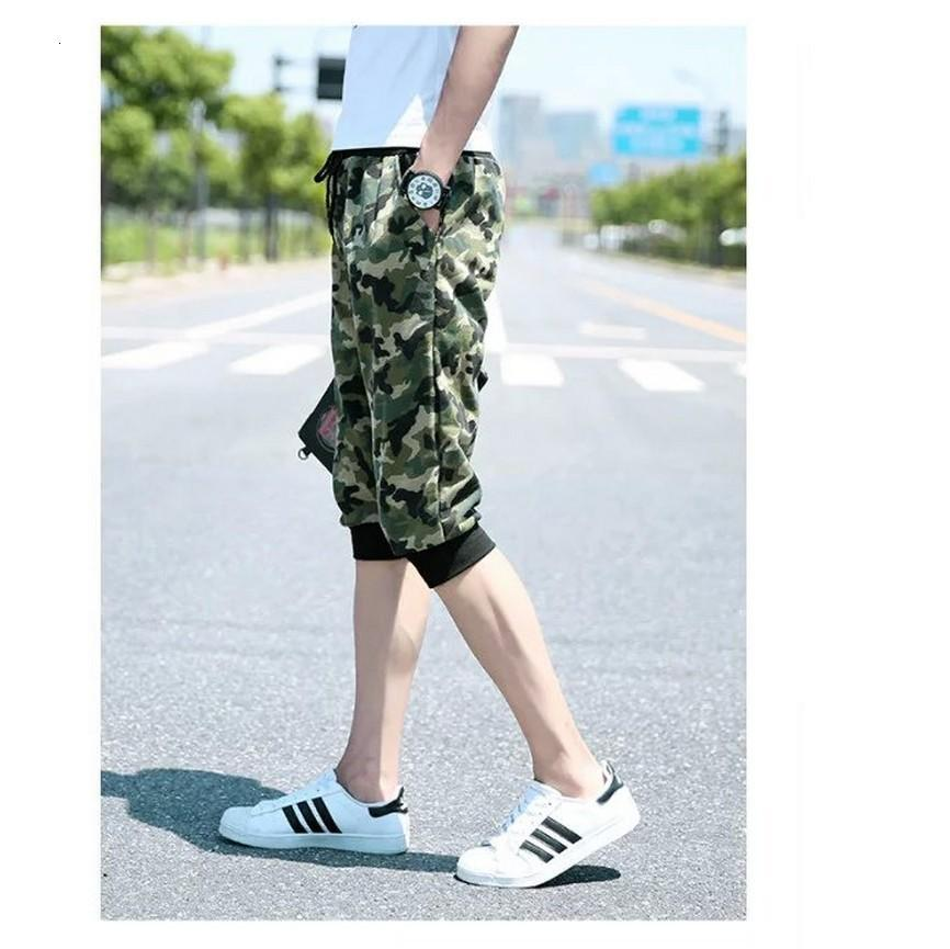Spring and Summer Nouveau Crossfr Cross Sports Pants Leggings Casual Shorts Mode homme