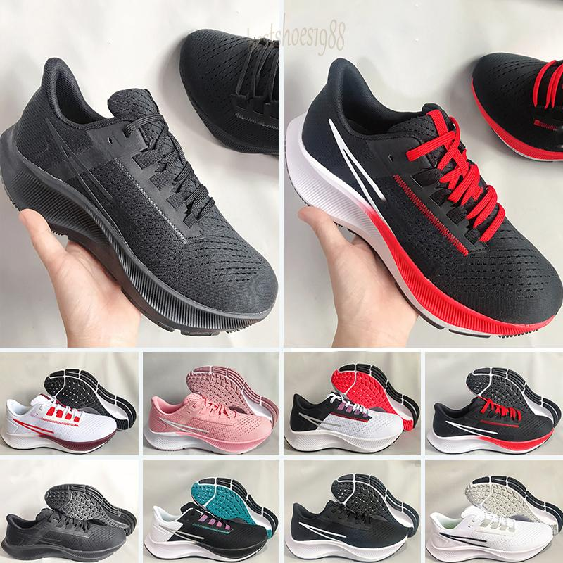 Nike Air Zoom Pegasus 38 turbo TENIS Joggers Zapatillas Scarpe Tamaño Tamaño de los Estados Unidos Estructura de zoom 23 Zapatos Mujeres Entrenadores Ejecutar Pegasus Shoe
