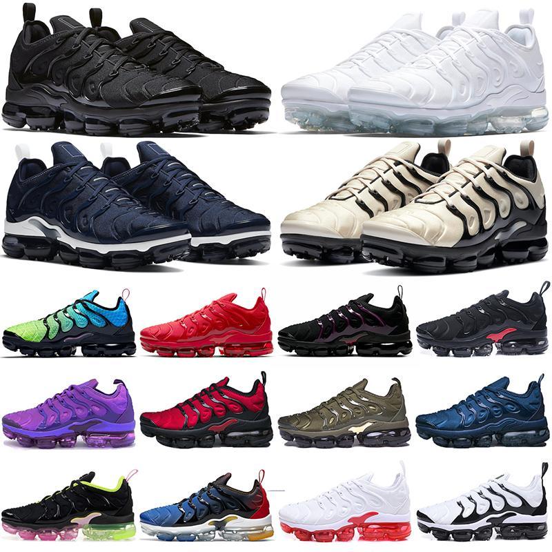 vapormax plus tn vapors vapor max tn plus TN plus tênis de corrida outdoor masculino feminino tênis tns masculino feminino tênis esportivo tamanho grande 36-47
