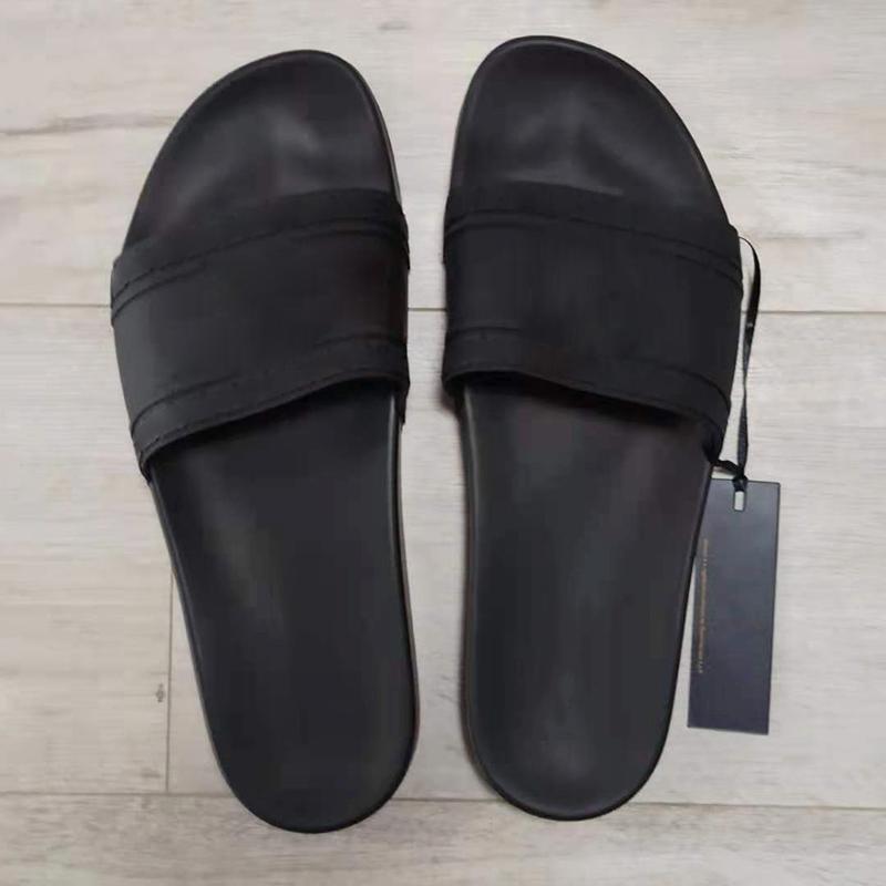Versace Medusa Hohe qualität luxurys designer frauen sandalen mode sechs farben blau weiß rot schwarz gold silbrig flach flip flops männer schieben Hausschuhe US 7-12